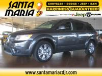 Options:  2014 Dodge Journey Limited Fwd|**New Tires**;