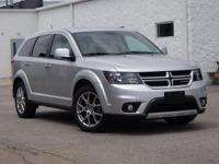 Recent Arrival! 2014 Dodge Journey R/T Silver Odometer