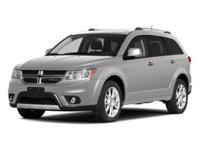 Introducing the 2014 Dodge Journey! Packed with
