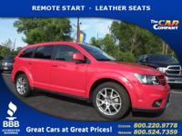 Used 2014 Dodge Journey,  DESIRABLE FEATURES:   REMOTE