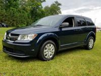 Take command of the road in the 2014 Dodge Journey!