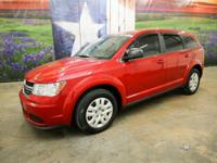 *Purchase this red line pearlcoat 2014 Dodge Journey SE