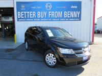 This Dodge Journey SE is priced below NADA Values and