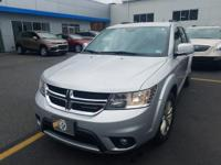 This outstanding example of a 2014 Dodge Journey SXT is