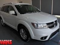 CARFAX One-Owner. 2014 Dodge Journey SXT AWD 6-Speed