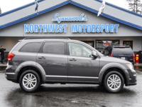 Clean Carfax AWD SUV with Push Start Ignition!