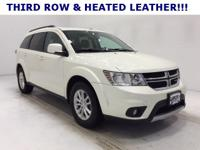 Options:  2014 Dodge Journey Sxt|White|*Alloy