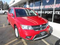 Exterior Color: red, Body: SUV, Engine: V6 3.60L, Fuel: