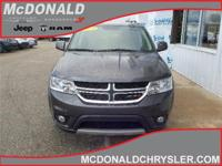 Options:  2014 Dodge Journey Sxt  Front-Wheel
