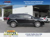This 2014 Dodge Journey SXT in is well equipped with: