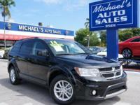 Options:  2014 Dodge Journey Sxt Black In A Class By