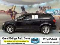 2014 Dodge Journey CARS HAVE A 150 POINT INSP, OIL