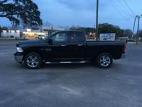 For sale 2014 Ram 1500 Big Horn Quad Cab 2wd 8 speed