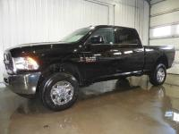 2014 DODGE RAM 2500 CREW CAB. SLT. SHORT BOX. 6.7L