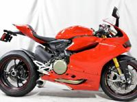 Make: Ducati Year: 2014 Condition: New Exterior Color: