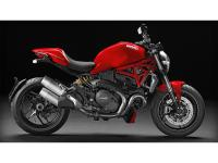 2014 Ducati Monster 1200 Only 470 miles new