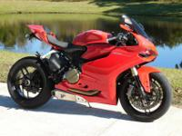 Thanks for checking out this 2014 Ducati Pannigale ABS