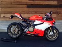 Even in the rarified air of Ducatis, the Superleggera