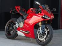 For sale is a 2014 Ducati 1199 Panigale S. I purchased