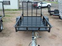 2014 Echo Trailers EE-6-13 ECHO ATV TRAILER Trailers