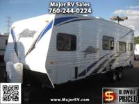 2014 Eclipse RV Perspective 24 FS Plaything Hauler