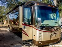 The 2014 Entegra Aspire is an incredibly stylish RV