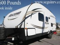 2014 Ever Green RV Ascend 191 RB    Mileage: 0