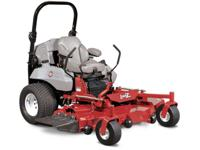 This durable commercial Z is powered by a Kubota