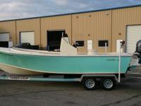 - Stock #49755 - This is a brand new custom built boat