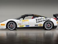 2014 Ferrari 458 Challenge VIN: ZFF1NXX000201323 This