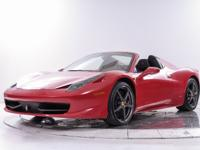 2014 Ferrari 458 Spider Ferrari-Maserati of Long Island