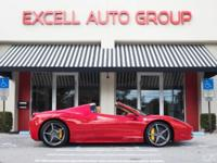 Introducing the 2014 Ferrari 458 Spider equipped with