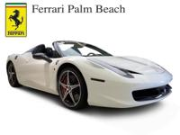 2014 Ferrari 458 Spider Convertible Our Location is: