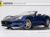 2014 Ferrari California Ferrari-Maserati of Long Island