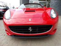 Options:  2014 Ferrari California|Rosso