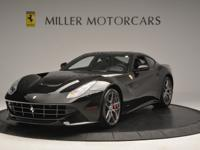 This is a Ferrari F12 Berlinetta for sale by Miller