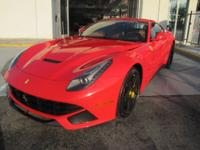 This is a Ferrari, F12berlinetta for sale by Euro