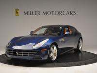 This is a Ferrari FF for sale by Miller Motorcars. The
