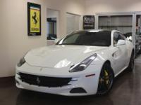 You are viewing a 2014 used Ferrari FF that has 6,835