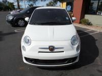 Options:  2014 Fiat 500 Abarth 2Dr