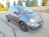 Ciao! Our athletic One Owner 2014 FIAT Abarth is