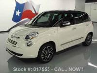 2014 Fiat 500 1.4L Turbocharged I4 Engine,six Gear