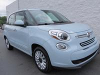 It's FIAT TIME! This 500L is absolutely stunning