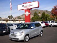 Options:  2014 Fiat 500L Easy|Carfax One-Owner. Clean