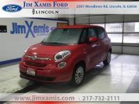 Exterior Color: red, Body: Hatchback, Engine: I4 1.40L,