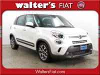 The FIAT 500L brings daily performance and refinement