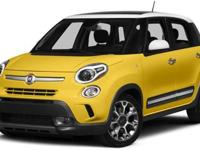 2014 Fiat 500L Trekking For Sale.Features:Turbocharged,