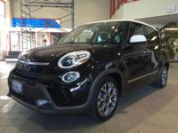 Options:  2014 Fiat 500L 5Dr Hb Trekking|4 Cylinder