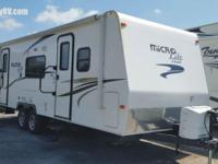 The 2014 Micro-Lite Travel Trailer Model 25KS is one of
