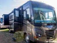 The 2014 Fleetwood Terra is a great choice to bring on
